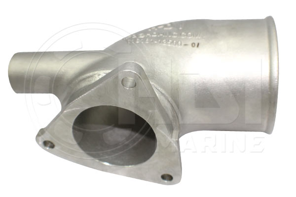 3B3.5 Stainless Steel Mixing Elbow