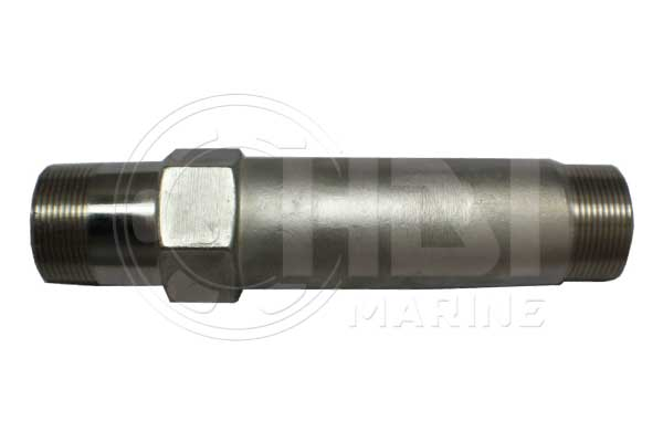 "OAL-9""-Stainless-Steel-Exhaust-Riser"